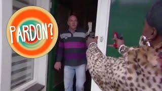 JUDESKA BREEKT DOOR: ONTVOERD