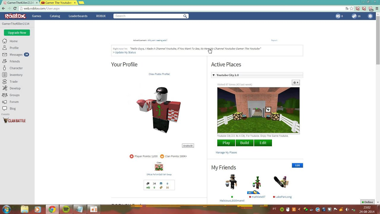 How To Join A Group On Roblox Easy Tutorial By Gamer Crazy112