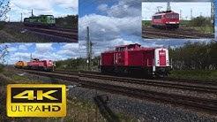 HSL, Northrail, ITL, RBH, RailDox sowie 155 060 von LDK