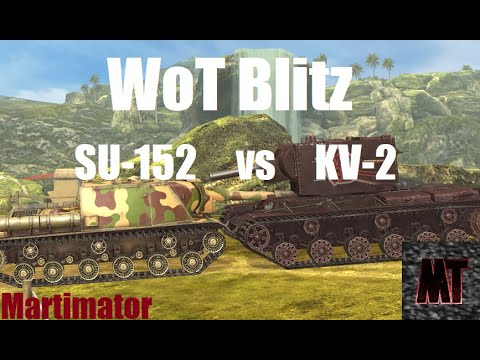 BATTLE OF DERP GODS (KV-2 Vs SU-152): Face The Derp #14