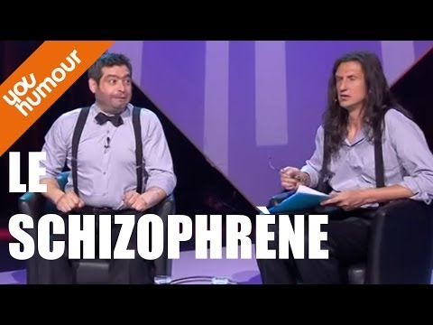 Jean Lou DE TAPIA et Jacky MATTE, Le schizophrène