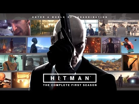 Hitman (2016) Season 1 All Cutscenes