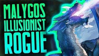 Is Malygos Rogue Viable? | Rastakhan's Rumble | Hearthstone