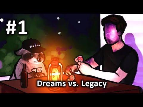 Homie Talk #1 - Dreams vs. Legacy