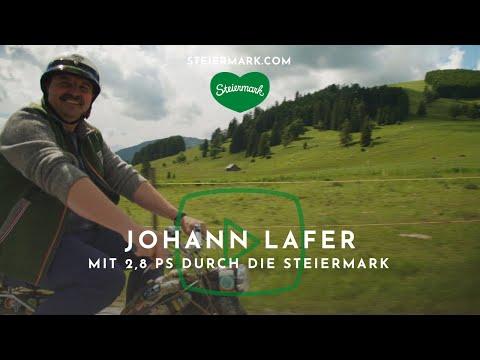 Johann Lafer: Mit 2,8 PS durch die Steiermark - Trailer