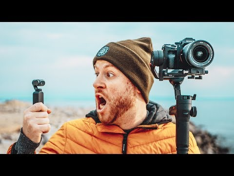 DJI OSMO POCKET Vs SONY A7 III | The Nonsense Comparison