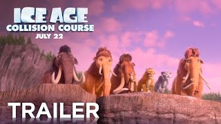 Ice Age: Collision Course | Official Trailer [HD] | FOX Family