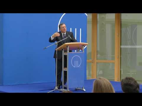 José Manuel Barroso: European Politics in Challenging Times - Munich Talks - 13.7.17