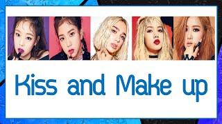 [THAISUB] Dua Lipa & BLACKPINK - Kiss and Make up #เล่นสีซับ