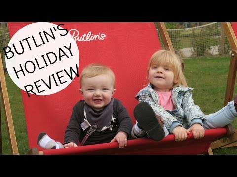 BUTLIN'S 'JUST FOR TOTS' HOLIDAY | REVIEW
