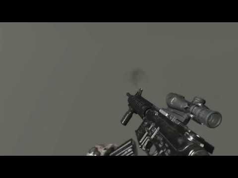Service Rifle Animation Overhaul