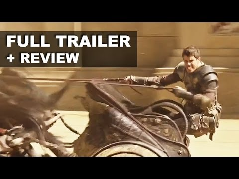 Ben-Hur Trailer 2016 + Trailer Review streaming vf