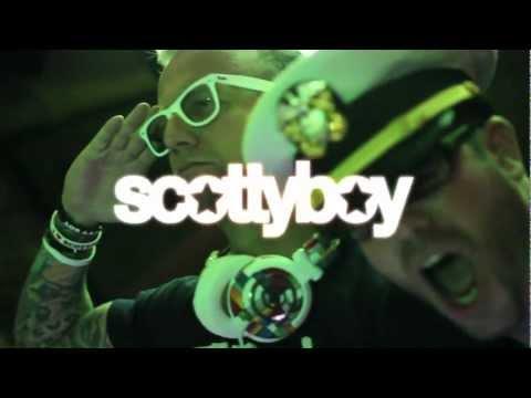 DJ Scotty Boy at EDM at LGBG in Los Gatos, CA