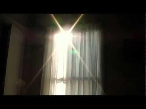 curtains, light
