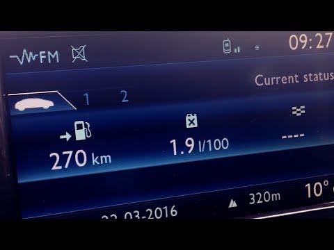 Citroen C4 1.6HDi Fuel Consumption Test