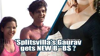 splitsvilla s gaurav turned gauri arora flaunts new boobs got breast implants done