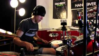 Promises  - Drum Cover - Nero - Skrillex Remix (1080p HD)