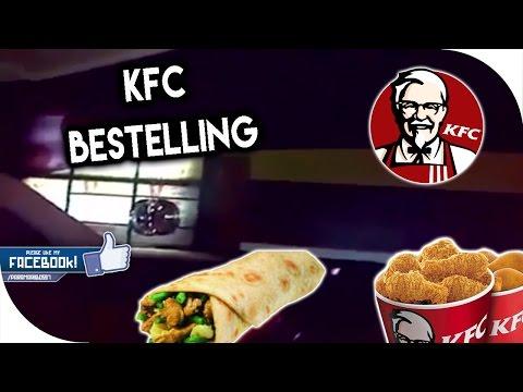 ROTI BESTELLEN BIJ KFC   SURINAME