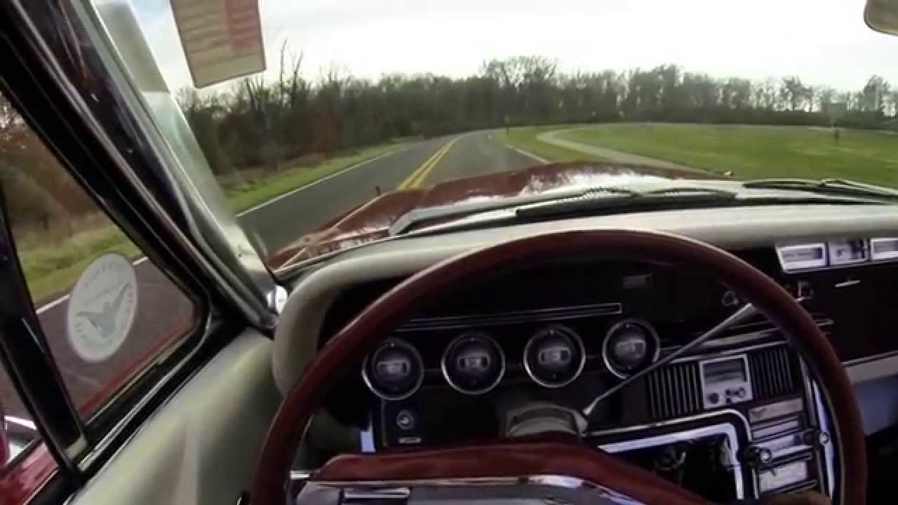 1966 Ford Thunderbird Convertible Sold Youtube 1964 Dash Pad