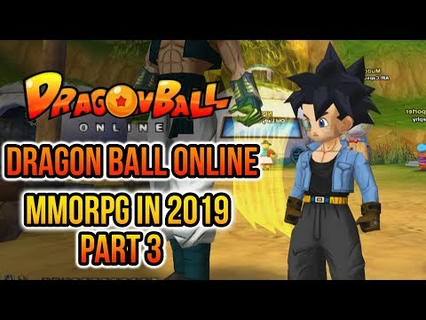Dragon Ball Online MMORPG 2019 - Trunks Outfit! Time Patroller Squad!