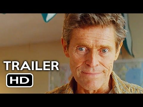 The Florida Project Official Trailer #1 (2017) Willem Dafoe, Bria Vinaite Drama Movie HD