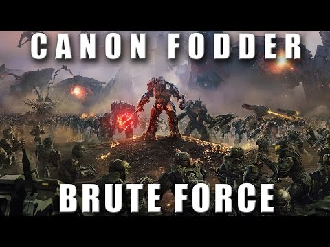 Canon Fodder - Brute Force