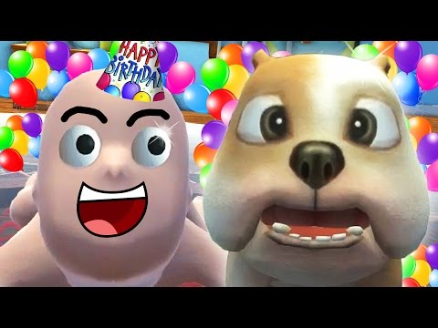 BABY GETS A PET PUPPY FOR HIS BIRTHDAY !!! 🎂🎈🎁(Who's Your Daddy Funny Moments) |