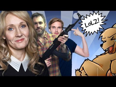 JK Rowling's virtue signal silence?!
