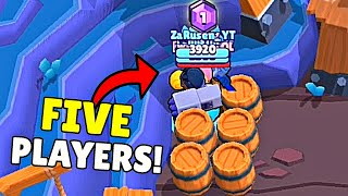 10 Minutes of LUCKY vs UNLUCKY in Brawl Stars! Wins & Fails #119