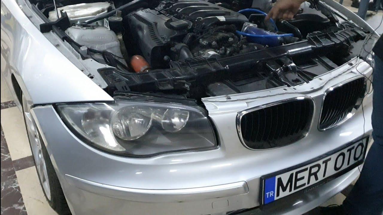 BMW E87 M57 3 0D Proje - 118d ➡️ 130d