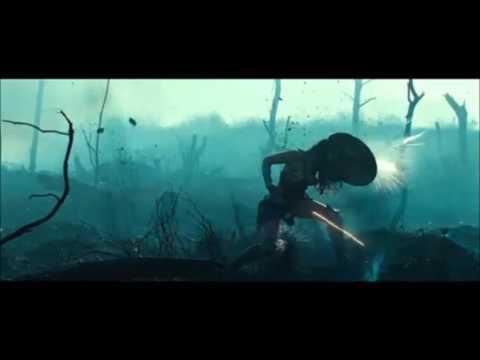 Lightning Strikes - Wonder Woman