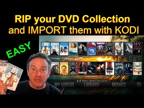 Here's The Easiest Way To Bring Your DVD Collection Into KODI - DVD Ripper Pro