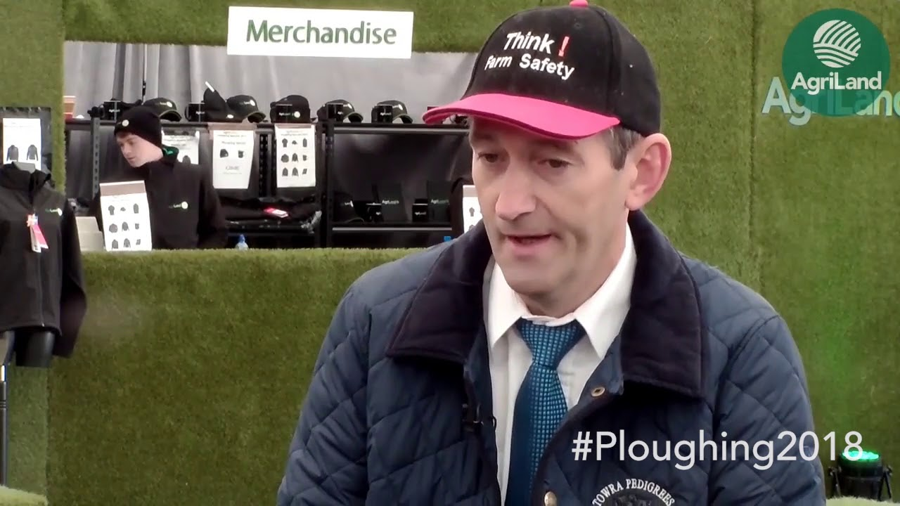 69ab7cb7005 The mart panel at  Ploughing 2018  - YouTube