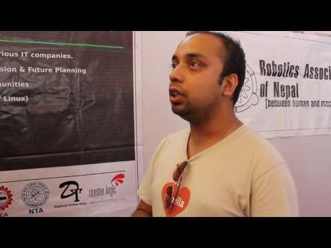 Founder of Mozilla Nepal Community, Surit Aral