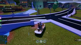 The Glitch With The Jet Ski!!! (Roblox Jailbreak)