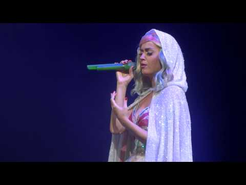 Katy Perry - By The Grace Of God live - Prismatic World Tour Sydney 22/11/14