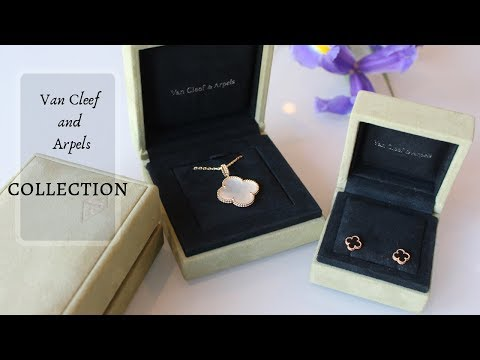 Fine Jewellery Collection Part 1: Van Cleef and Arpels