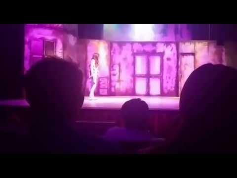 Grisel Margarita - Susan Snell Carrie el Musical (México 2016)
