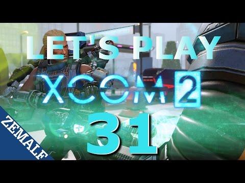 Let's Play XCOM 2 - Part 31 - Hammer Storm (VIP Rescue)