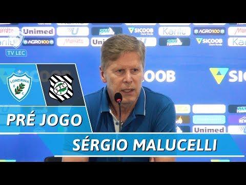 14-10-2019: COLETIVA PRÉ JOGO - SÉRGIO MALUCELLI