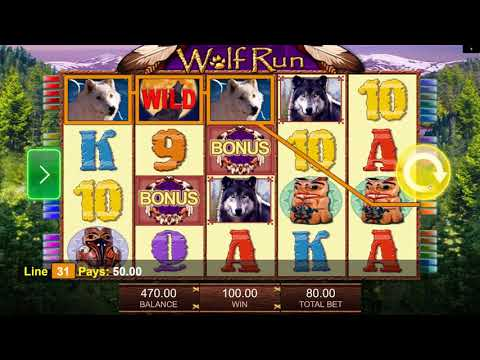 wolf run online slot game free