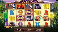 WOLF RUN SLOT! Online Casino / Mega Big Win