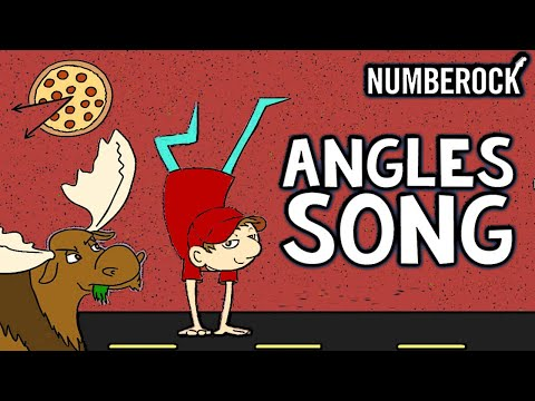Types Of Angles Song: Online Education Songs For Kids