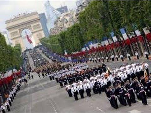 Défilé du 14 juillet 2015 commenté - France 2