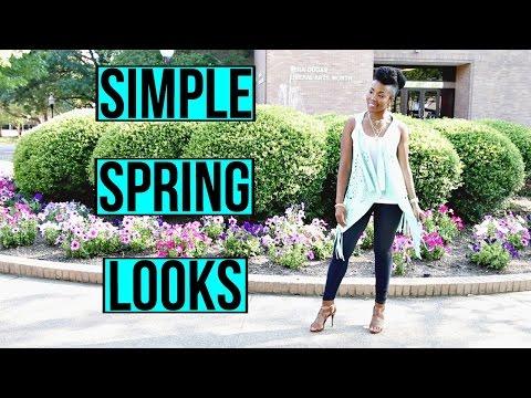 SPRING FASHION HAUL & SIMPLE LOOKS | HSN LaBellum Hillary Scott Fashions Review