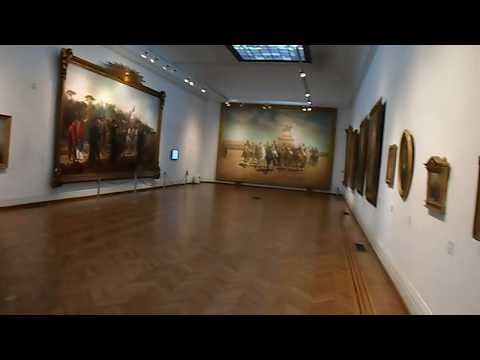 MUSEO DE BELLAS ARTES JUAN MANUEL BLANES. MONTEVIDEO-URUGUAY. La Macana