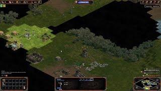 Age of Empires: Definitive Edition - 3v3 RM Choson Narrows - eartahhj - 01/09/2019