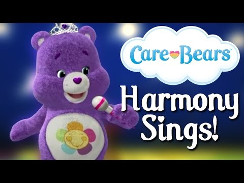 "Care Bears | Harmony Sings ""Let's Make A Rainbow!"" (SONG)"