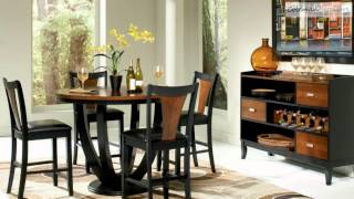 Boyer Counter Height Dining Room Collection From Coaster Furniture