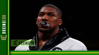 LIVE CHAT: ANTHONY JOSHUA EXPLAINS WHY HE LOST TO ANDY RUIZ, THIS IS WORSE THAN I THOUGHT LOL